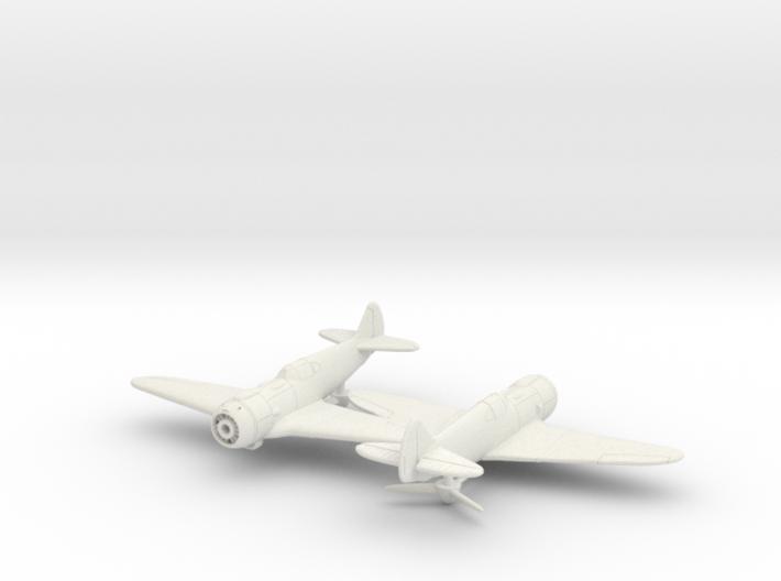 1/200 Lavochkin La-5 (WSF) 3d printed