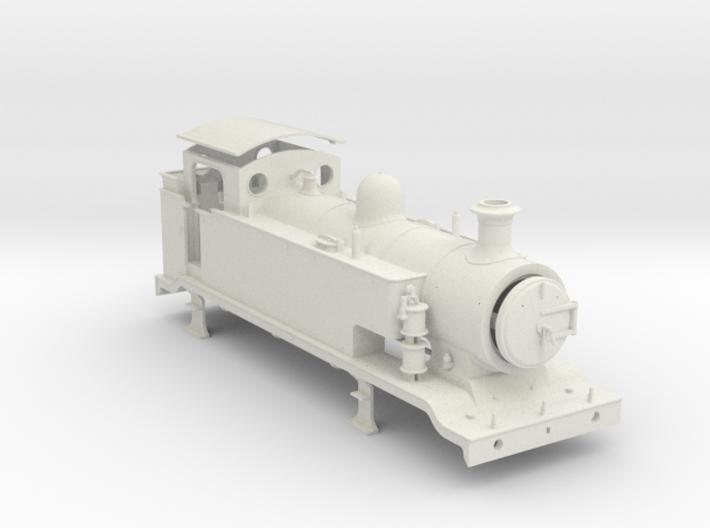 9.5mm - LB&SCR E2 - EXTENDED TANKS 3d printed