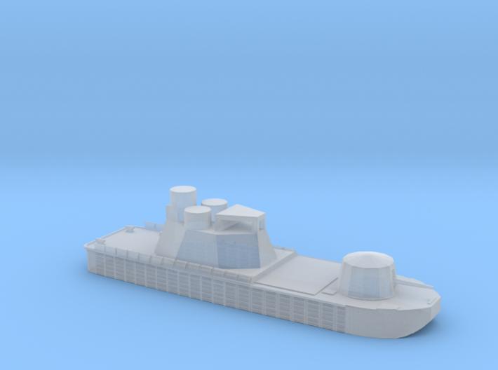 1:285 Vietnam River Boat CCB 3d printed