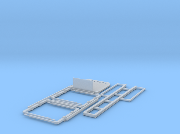 1/87 Ab/4R/kurz 3d printed