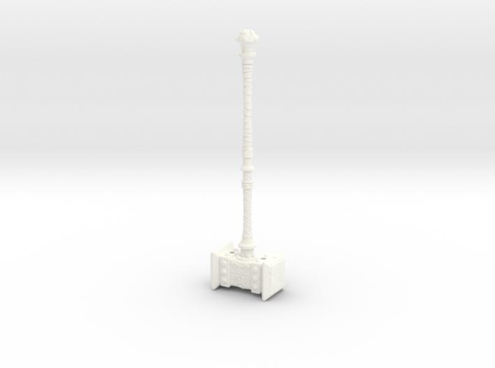 ACC-18-Hammer 7inch  MOTU 3d printed