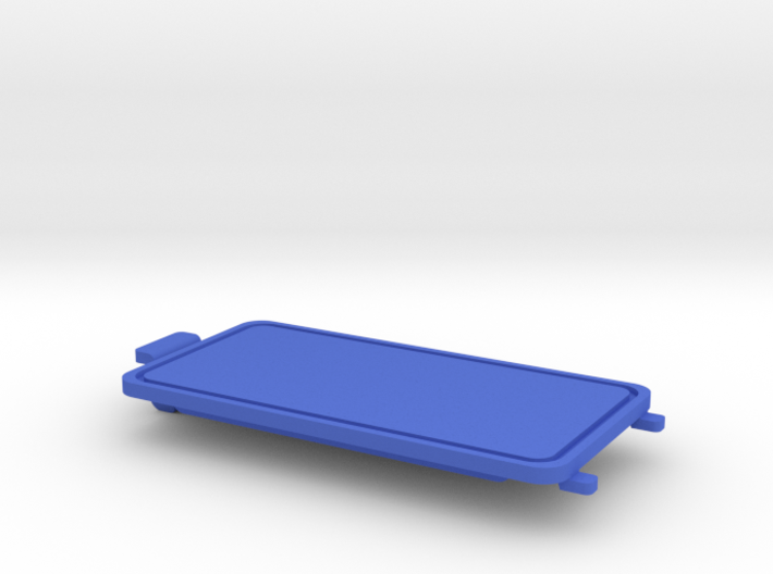 OmniPod PDM Personalized Battery Cover  3d printed