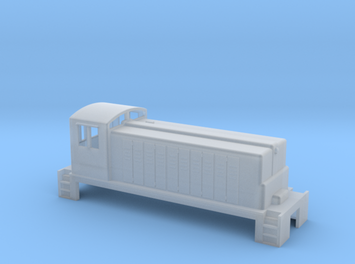 Open Window Switcher - Zscale 3d printed