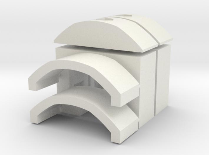 Dr13 sisärunkosarja (H0) 3d printed