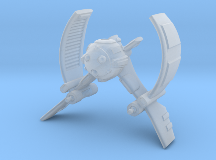 Droid Starfighter Type V 3d printed