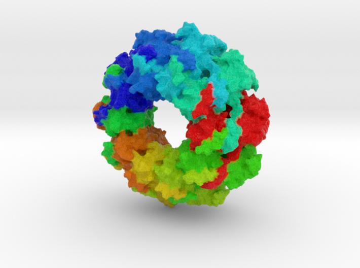 Stomatitis Virus Nucleocapsid 3d printed