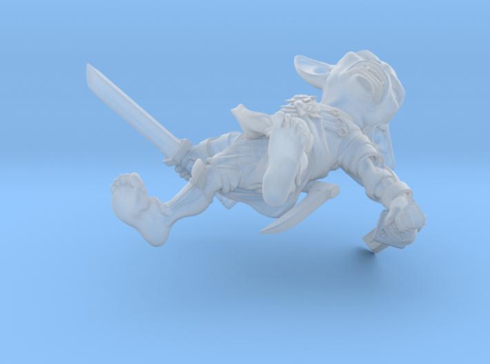 Ninja Goblin 2.0 3d printed
