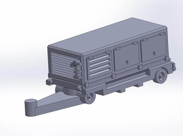 GPU Clima400 3d printed