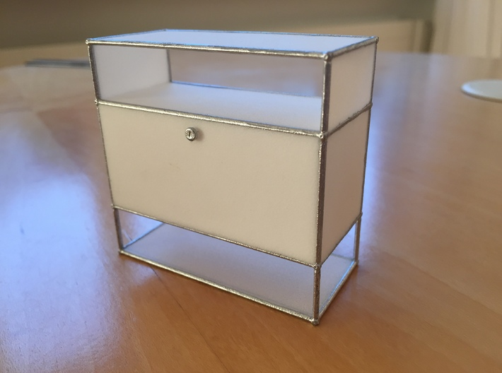 Sideboard/Storage 1:12 3d printed
