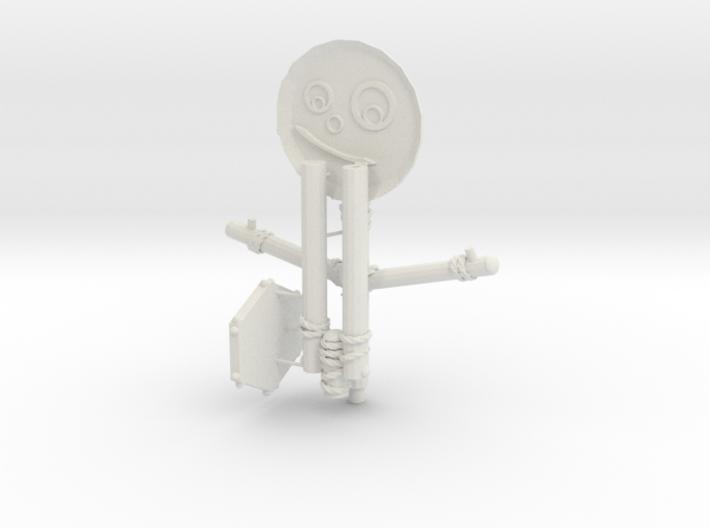 (Fnaf 6) Pan-Stan 3d printed