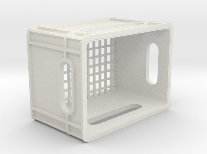 1/10th scale crate 3d printed