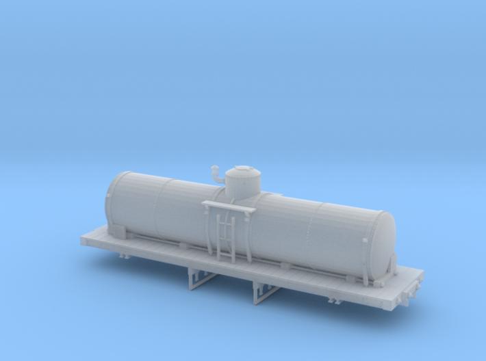 ET&WNC Tank Car for Gasoline 3d printed