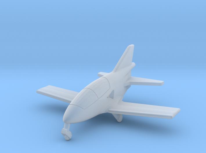 Bede BD-5J Micro JET, scale 1/200 3d printed