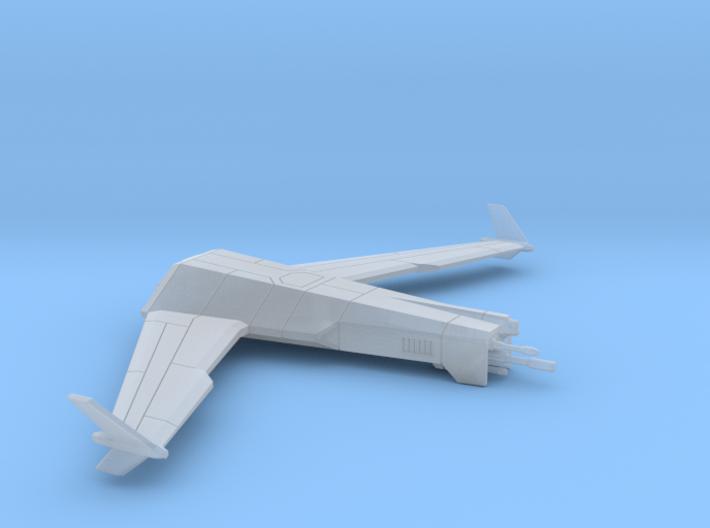 6mm Strike Fighter 3d printed