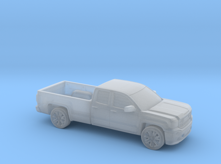 1/160 2013-17 GMC Sierra Ext.Cab Long Bed 3d printed