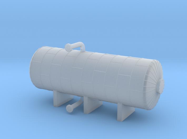 N Scale Desalter 3d printed