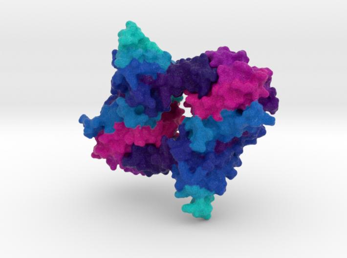 Methyltransferase 3d printed