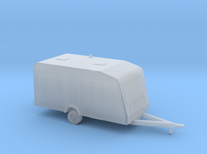 Wohnwagen, modern. Vers. 2.0 3d printed