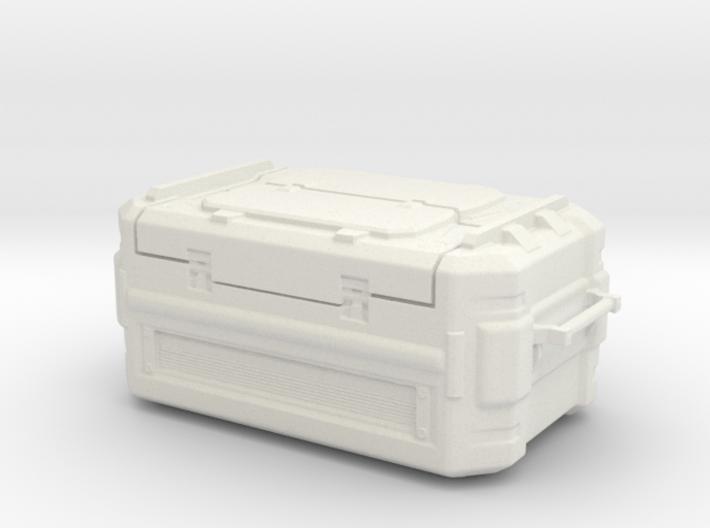 SciFi Cargo container 3d printed