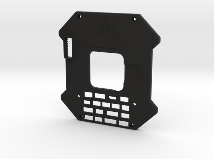 Enclosure - Top, Multi-Rotor Carrier Board 3d printed