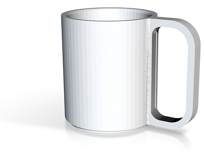 Full Handle Mug 3d printed