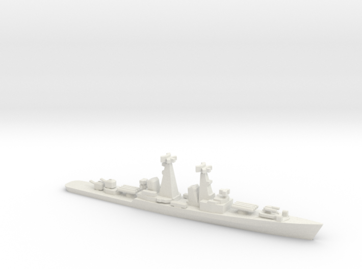 Kynda-class cruiser, 1/1250 3d printed