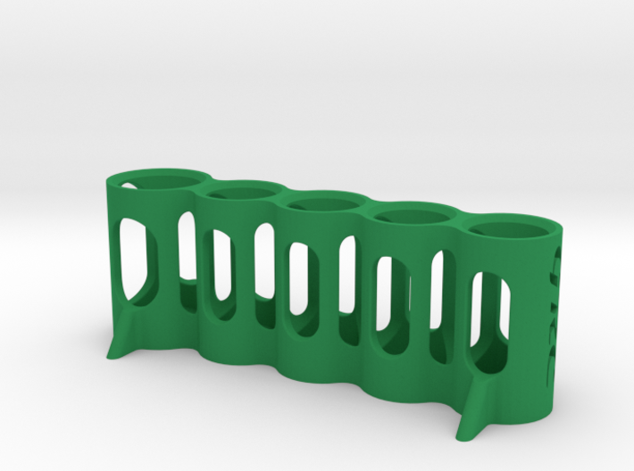 5-Tool Stand 3d printed