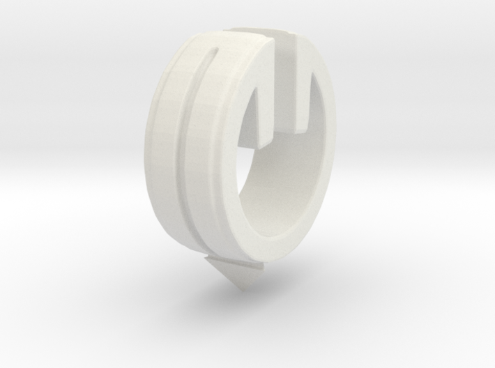 Zelda: Twilight Princess Earring 3d printed