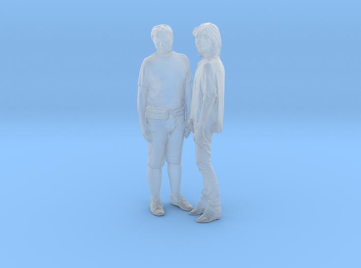 Printle C Couple 059 - 1/64 - wob 3d printed