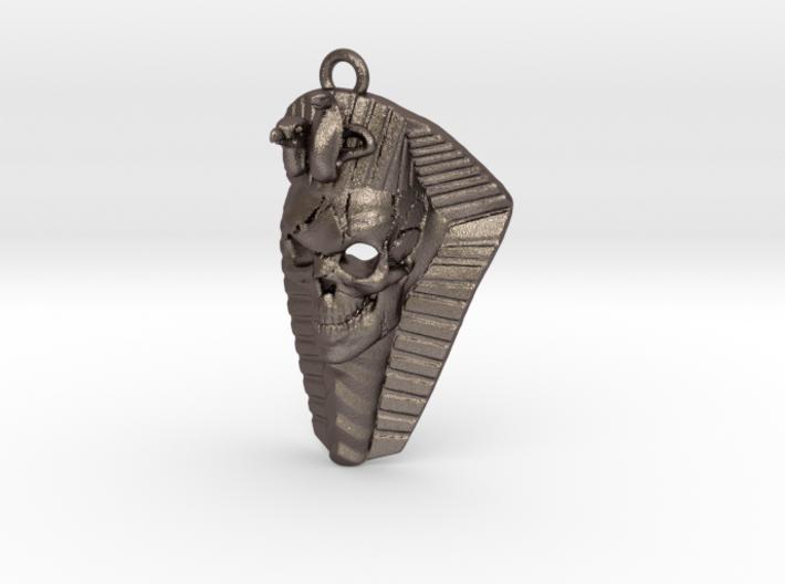 Pharaoh Skull 3d printed