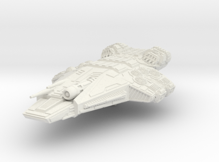 (Armada) CC-7700 frigate V2 3d printed
