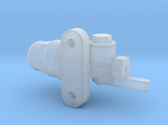 H21A Retaining Valve 3d printed