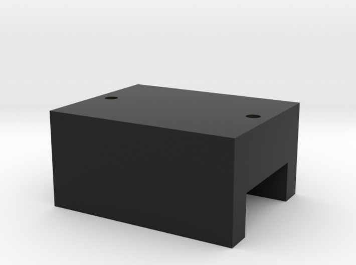 replacement 14mm gauge block for DCC concepts roll 3d printed