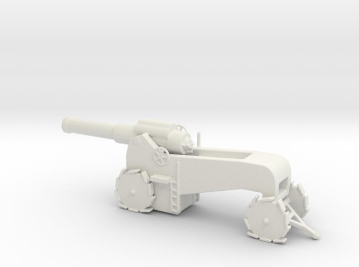 Obice 30517 modello 16 1/144 3d printed
