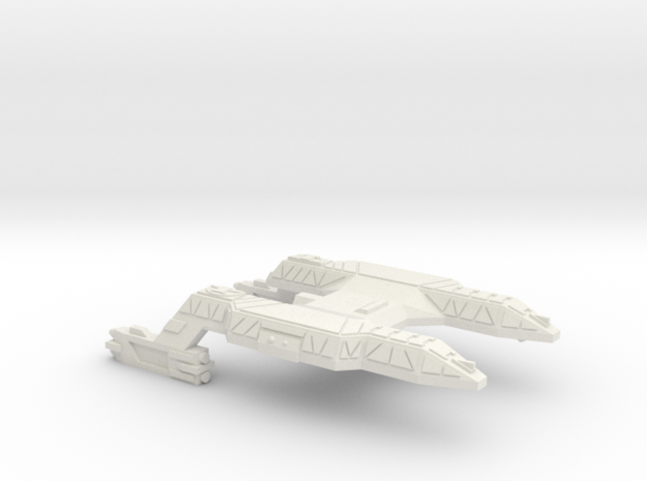 3788 Scale Lyran Refitted Panther Light Cruiser CV 3d printed