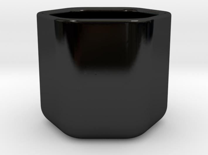 Hex Mug 3d printed