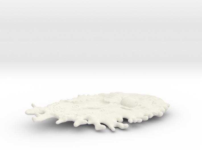 Omni Scale Monster Small Space Amoeba MGL 3d printed