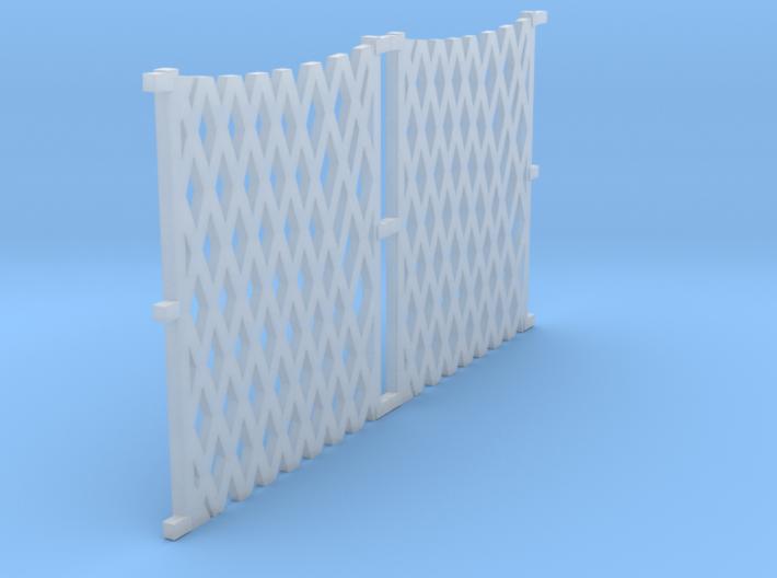 o-43-lswr-folding-gate-set 3d printed