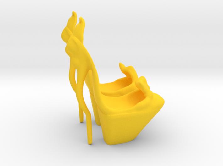 Bony Shoes 3d printed