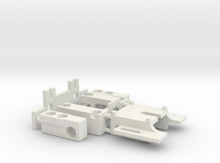 RevOne32 2,38mm Achshalter Schwingarmhalter Univer 3d printed