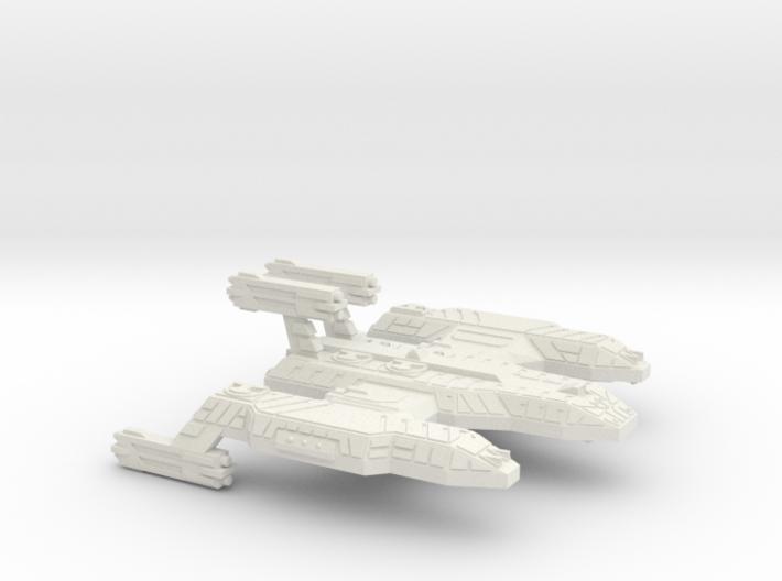 3788 Scale Lyran Cave Lion Battleship (BB) CVN 3d printed
