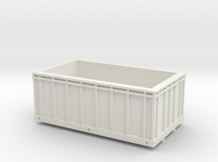 grain truck box 1/64 3d printed