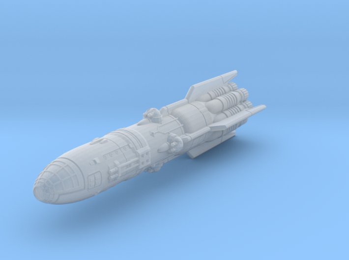 IPF Cruiser Langsdorff 3d printed