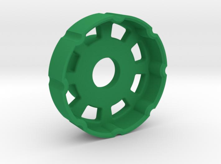 Rondinax 35U winder interface 3d printed