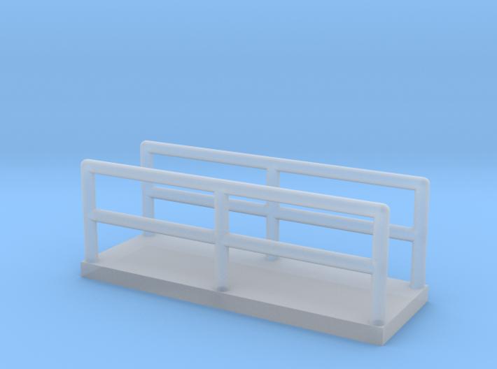 N Scale Walkway 20mm 3d printed