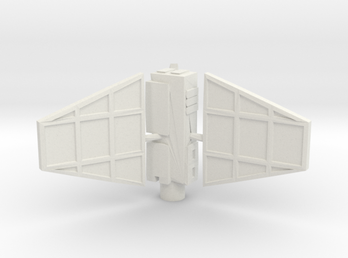 Derelict-Beacon Gravity Well Turret 3d printed