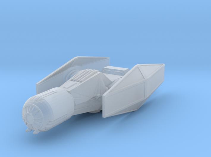Scimitar Assualt Bomber 3d printed