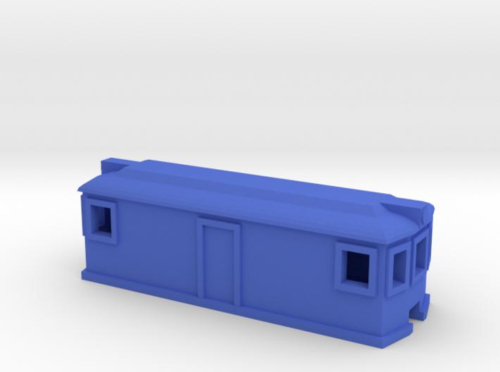 Rail Motor 3d printed