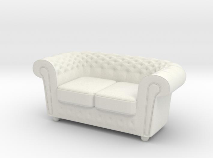 Printle Thing Sofa 11 - 1/24 3d printed