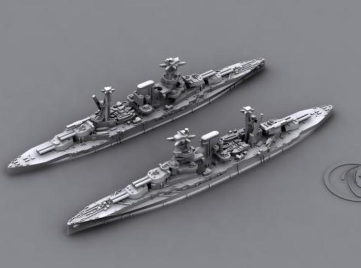 48UK02A UK Queen Elizabeth class BB (Set A)* 3d printed